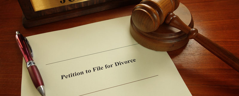 when entering the divorce process