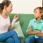 Child Discipline After Divorce: A Guide For Custodial Parents