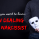 8 Things You Need To Know When Dealing With A Narcissist
