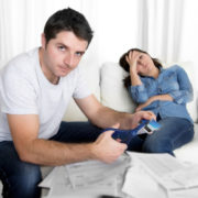 financial issues ruining your relationship