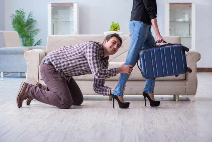 5 steps to take when leaving a bad marriage