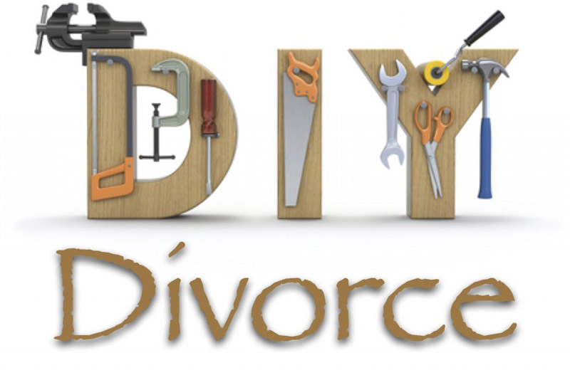 diy divorce or divorce online