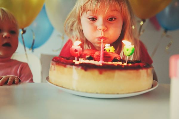 Should you invite your ex or have separate birthday parties after divorce?