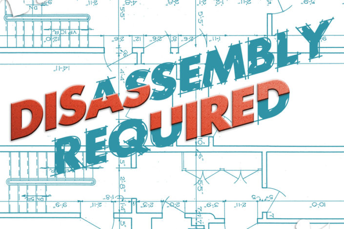 Book Excerpt: Disassembly Required: A Memoir of Midlife Resurrection