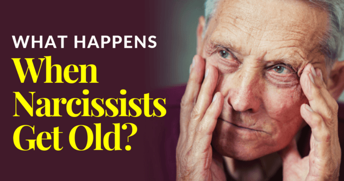 What Happens When Narcissists Get Old?