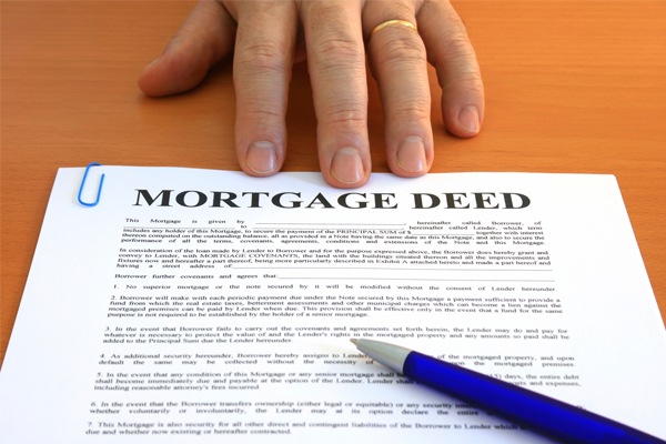 The Marital Home: The Difference Between a Mortgage Deed and Property Title