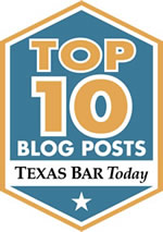 Top 10 from Texas Bar Today: A Thinning Tightrope, a Lump of Coal, and a Worry-Free Year