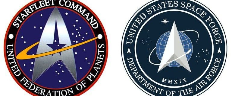 Space Force, Star Trek, and Strange New Worlds of Trademark Infringement