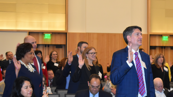 Texas Board of Legal Specialization inducts newest group of certified attorneys and paralegals