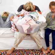 Kid's Clothes and Divorce: Dirty, Clean Mixed With Dirty, or Missing!