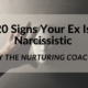 20 Signs Your Ex Is Narcissistic